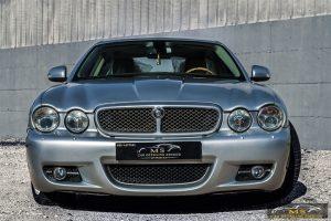 Car Detailing, דיטיילינג, פוליש ווקס לרכב, יגואר XJ,