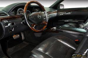 Car Detailing, דיטיילינג, פוליש לרכב, ציפוי ננו לרכב, מרצדס S500