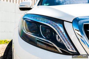 Car Detailing, דיטיילינג, פוליש ווקס לרכב, מרצדס S350